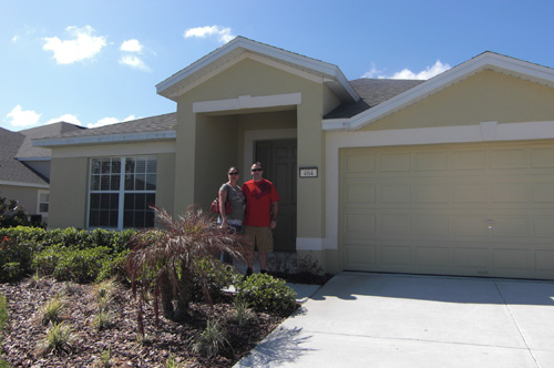 First time home buyers in Clermont, FL
