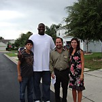 Home Shopping with Shaquille O&#039;Neal in Lake Mary
