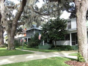 Victorian Homes in Sanford FL