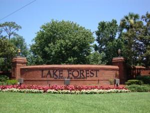 Lake Forest Sanford FL
