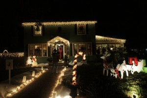 Sanford Candlelight Tour of Homes